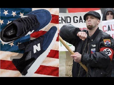 New Balance Nazi