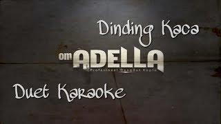 Adella Dinding Kaca Duet Karaoke Umii Kaa