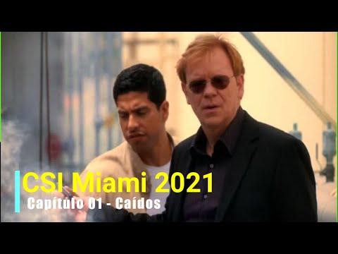 Download CSI Miami 2021 Capítulo 01 - Caídos #FULL