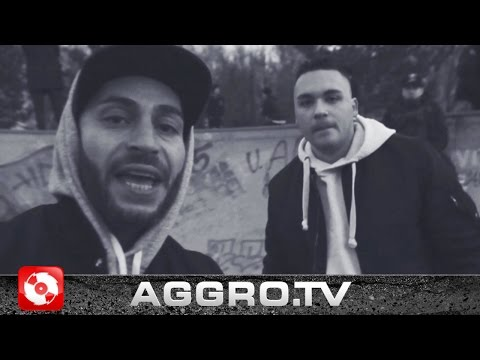 ASEK FEAT. QAZID - ENDSTATION (OFFICIAL HD VERSION AGGROTV)