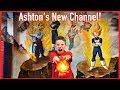 Download Ashton's 1st Video +  Ninja Kidz Tv Highlight Compilation!