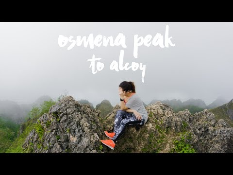 Osmeña Peak & Bodos Bamboo Resort