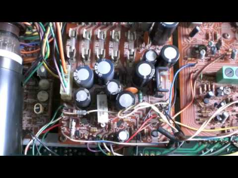 Marantz SR6004 Repair Brief