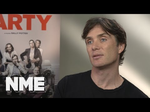 Cillian Murphy on 'Peaky Blinders', '28 Days Later' and the best party he's ever been to