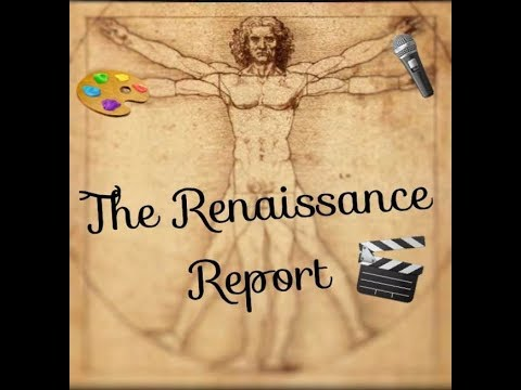 The Arrangement in Grey and Black    The Renaissance Report
