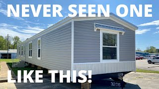 Never been in a single wide like this!! Brand new layout on this mobile home! Home Tour