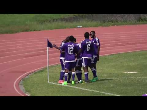 KC(4) vs Tivoli(1) Goals Manning Cup Oct  14, 2017