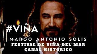 Marco Antonio Solis - Mi eterno amor secreto (en Vivo HD) - Festival de Viña del Mar 2005  #VIÑA