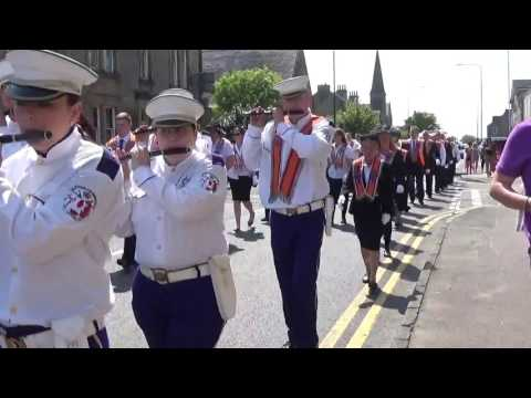 District 35 Church Parade 5th June 2016