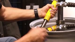 Ultra Dent Tools Newarc Wheel Straightening Machine