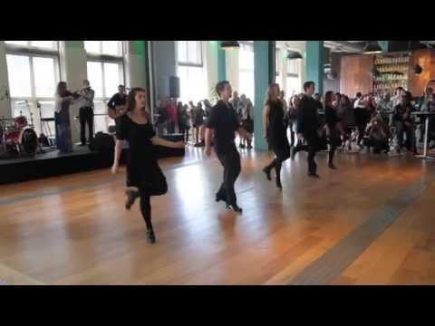 Irish music and dance @ Guinness Storehouse, Dublin