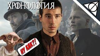 Фантастические Твари 2- ХРОНИКА