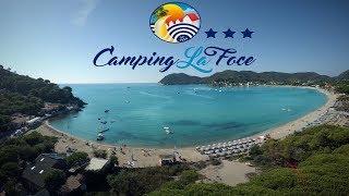 Camping La Foce Isola d'Elba Spiaggia di Campo nell'Elba - Video Aziendale - Drone 4K