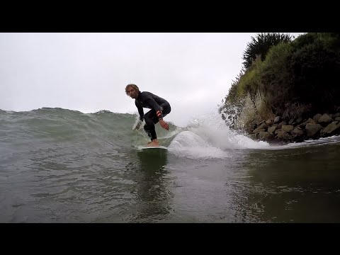 A Day Skimboarding Rockies with Blair Conklin