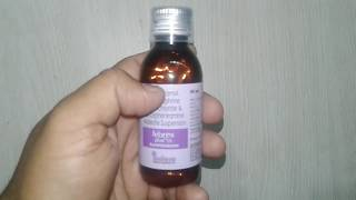 Febrex Plus DS Suspension review बच्चों की सर्दी,बंद नाक और बुखार का अचूक इलाज !