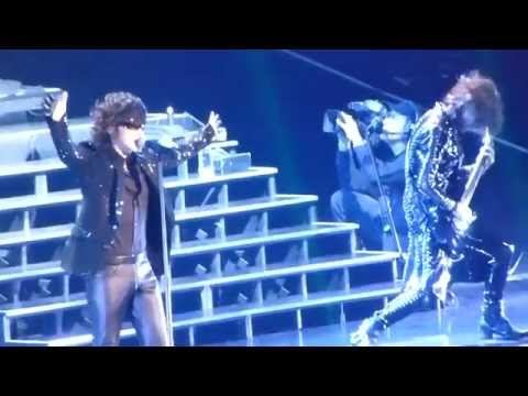 X JAPAN Jade LIVE Madison Square Garden Oct 11, 2014