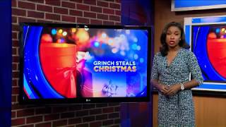 Millington police bust out a poem to help catch Christmas Grinch