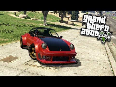 AUTO SEGRETA SUPER TUNING! – GTA 5 DLC IMPORT EXPORT