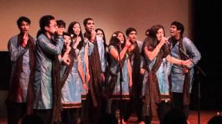 UCLA Naya Zamaana at Anahat 2011