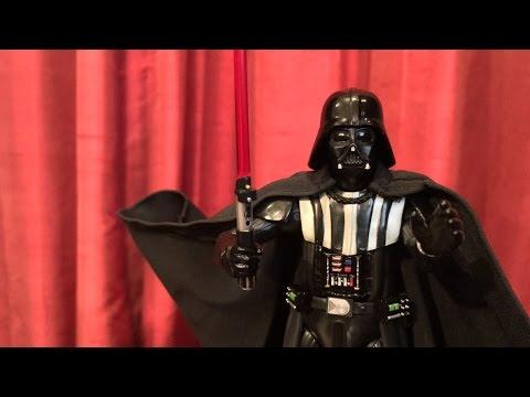 World's Best Darth Vader Star Wars Figure Unboxing