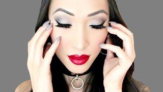 Fifty Shades Of Grey (Inspired Makeup Tutorial) Thumbnail