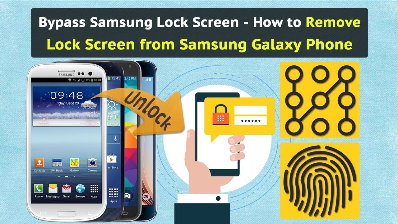 Samsung Bypass | How to Bypass Samsung Account Lock Screen