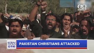 Atac impotriva crestinilor din Pakistan