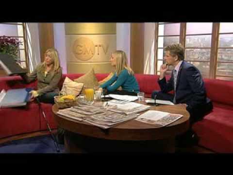 Heather Mills Outburst on GMTV Pt.1
