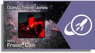 Telescope Live! with Trevor Jones from AstroBackyard: Lagoon Nebula, Helix, Andromeda, more...