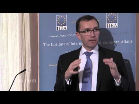 Espen Barth Eide on Norway and the Arctic