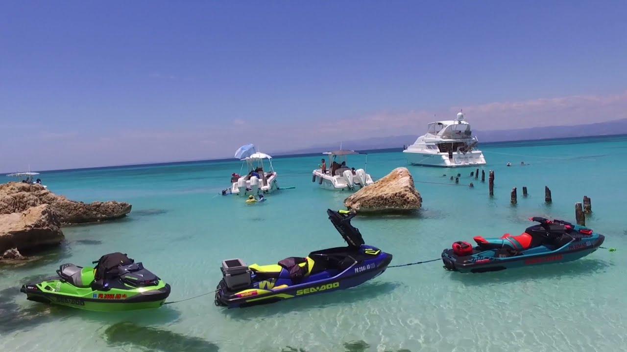 Insane Jet Ski Adventures all around Puerto Rico (Bucket list)