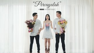 Percayalah - Afgan & Raisa (Eclat cover with Olivia Lazuardy) #111lovestory - PART 1