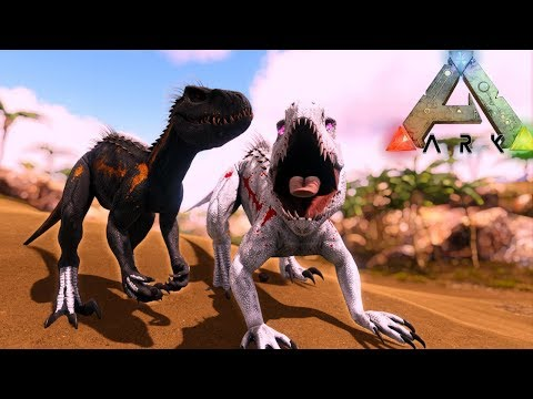 INDORAPTOR IN ARK!? | Mysterious Mysteries - Indoraptor Mod (Tim,Malte/german)