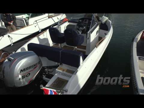 Ocean Master 630 Powerboat Driving Machine: First Look Video