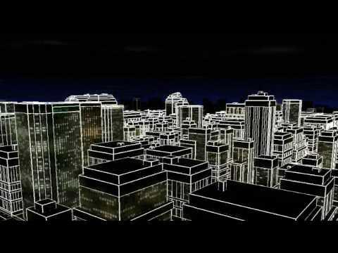 Pixel City - Procedurally generated city