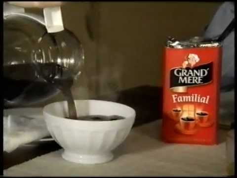 Café Grand-Mère (Publicité)