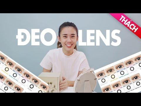 THÁCH THẢO 4 | Đeo lens | Ngọc Thảo | [ Game Show Hài Hước Việt Nam ]