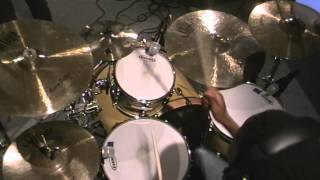 morgan simpson mary j blige just fine drum cover