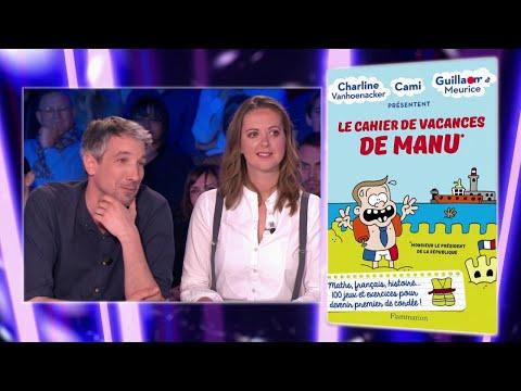 Charline Vanhoenacker, Guillaume Meurice, Cami - On n'est pas couché 11 mai 2019 #ONPC