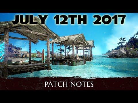 BDO Patch Notes Weekly | July 12th 2017 | Black Desert Online | Rinku Talks