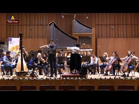 Концерт Киевского камерного оркестра в Анкаре