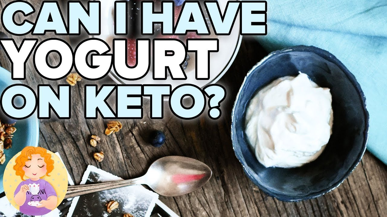 Can I Have YOGURT on Keto? || Natural Greek Yoghurt || Keto Friendly ...