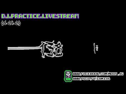 DJ i.am.138 - PRACT!CE (Livestream DJ Set --HipHop--)