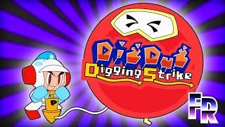 FR: Dig Dug: Digging Strike for NDS