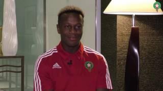 Hamza Mendyl: Morocco number one