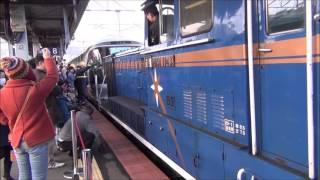 2016/03/20 定期運行としては函館駅下り発着ラストとなります 上野発札...