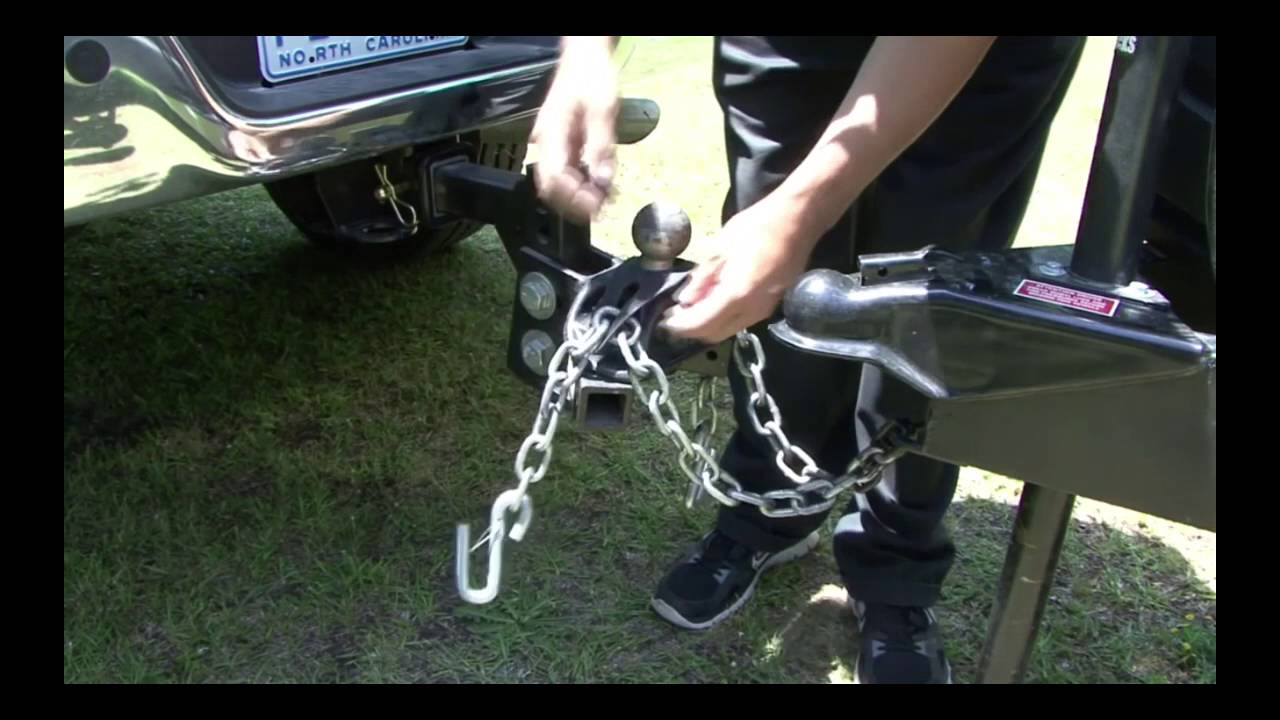 Must Have Travel Trailer Towing Accessories