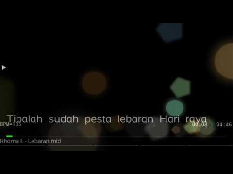 Karaoke Selamat Lebaran Rhoma Irama No Vocal