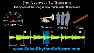 Joe Arroyo - La Rebelion, Salsa Rhythm & Timing (HD)