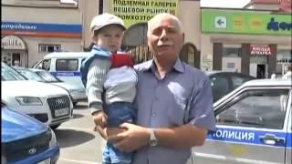 20.07.2014 Страшная авария на улице Родина